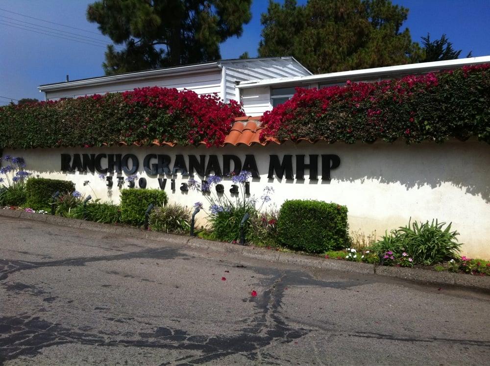 Rancho Granada Mobile Home Park: 5750 Via Real, Carpinteria, CA