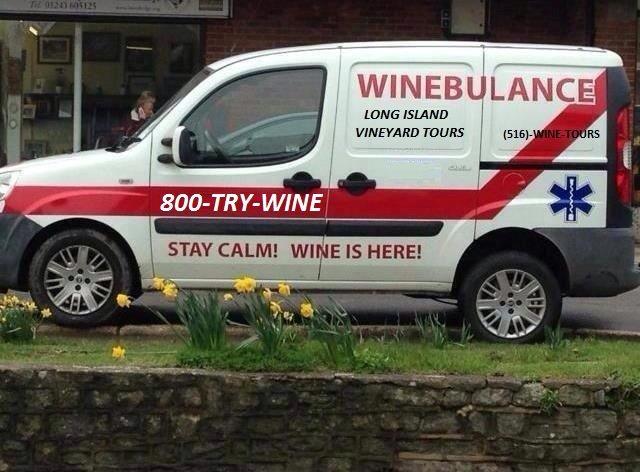 Long Island Vineyard Tours: 111 Albany Ave, Freeport, NY