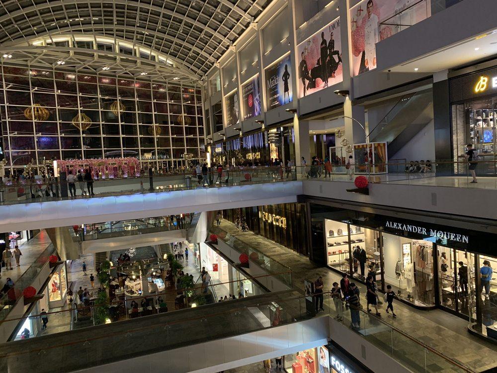 The Shoppes at Marina Bay Sands