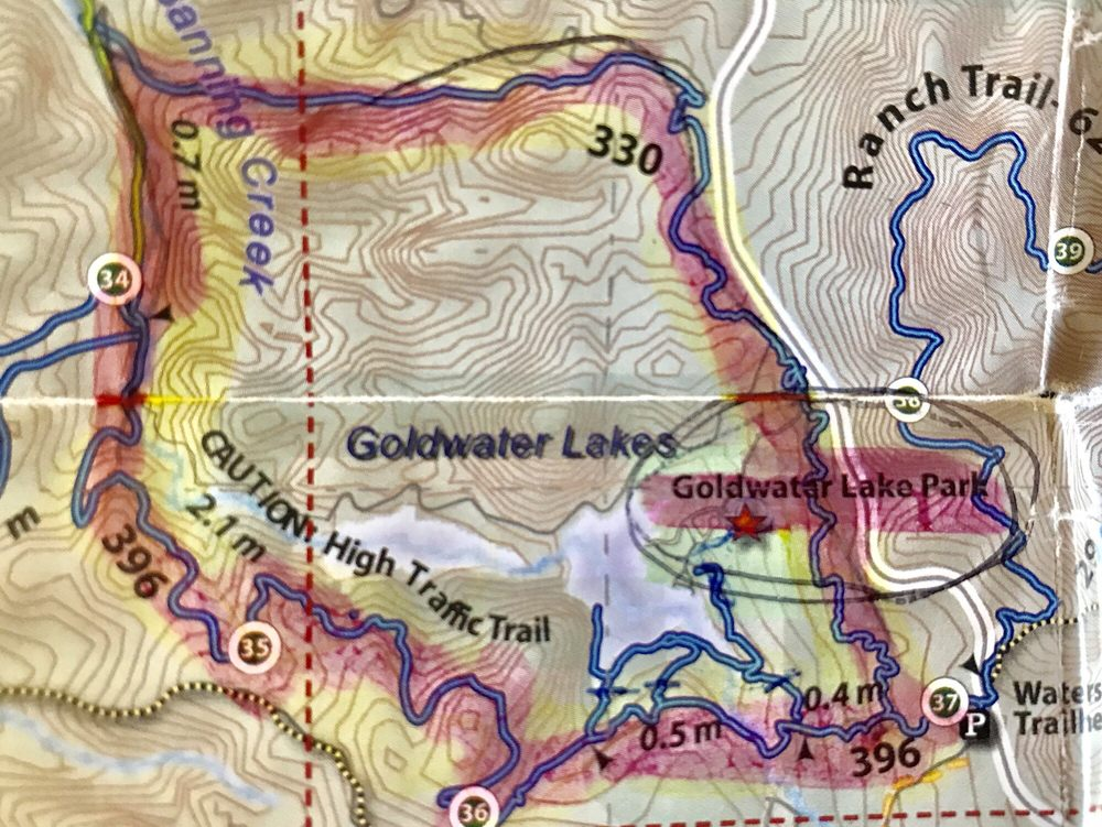 Goldwater Lake: 2875 S Goldwater Lake Rd, Prescott, AZ