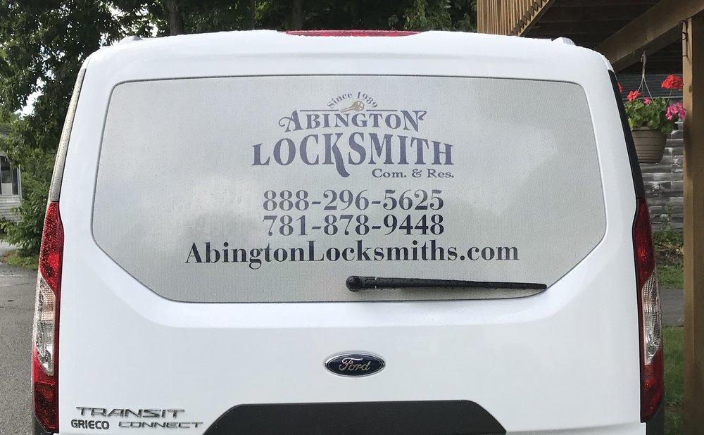 Abington Locksmith: 60 Elm St, Abington, MA
