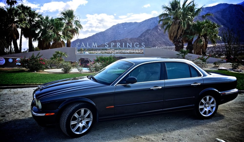 Xj8 black yelp for Exotic motor cars palm springs ca