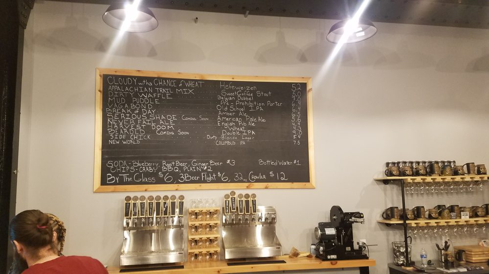 Dig Deep Brewing: 2 Howard St, Cumberland, MD