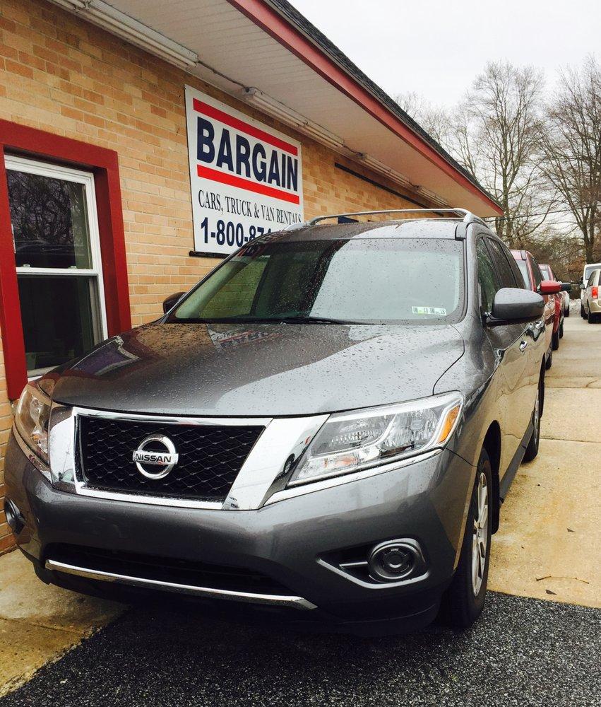 Bargain Car, Truck & Van Rentals: 4400 Edgmont Ave, Brookhaven, PA