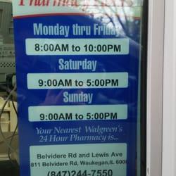 Walgreens 11 Reviews Drugstores 12700 Rockland Rd Lake Bluff