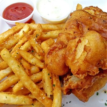 Bait hook reservations 313 photos 325 reviews for Fish and chips salt lake city