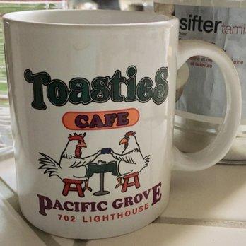 Toasties Cafe Pacific Grove Menu