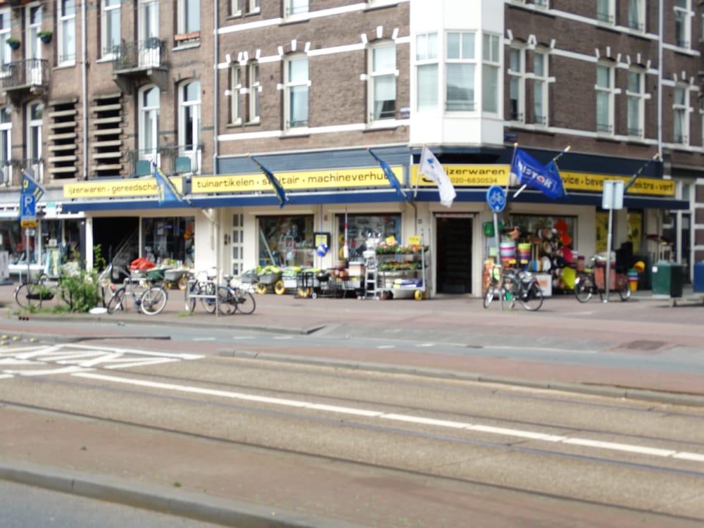O&o ijzerwaren hardware stores overtoom 460 462 zuid amsterdam