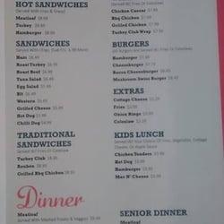 Photo Of Dam Diner Milton Vt United States