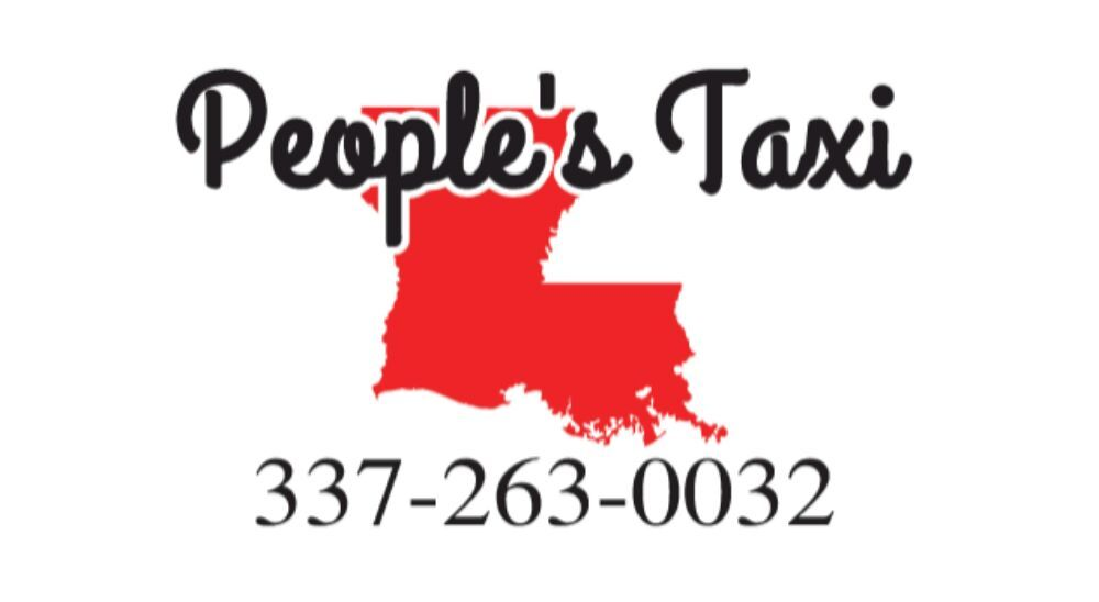People's Taxi: 1710 9th Ave, Lake Charles, LA