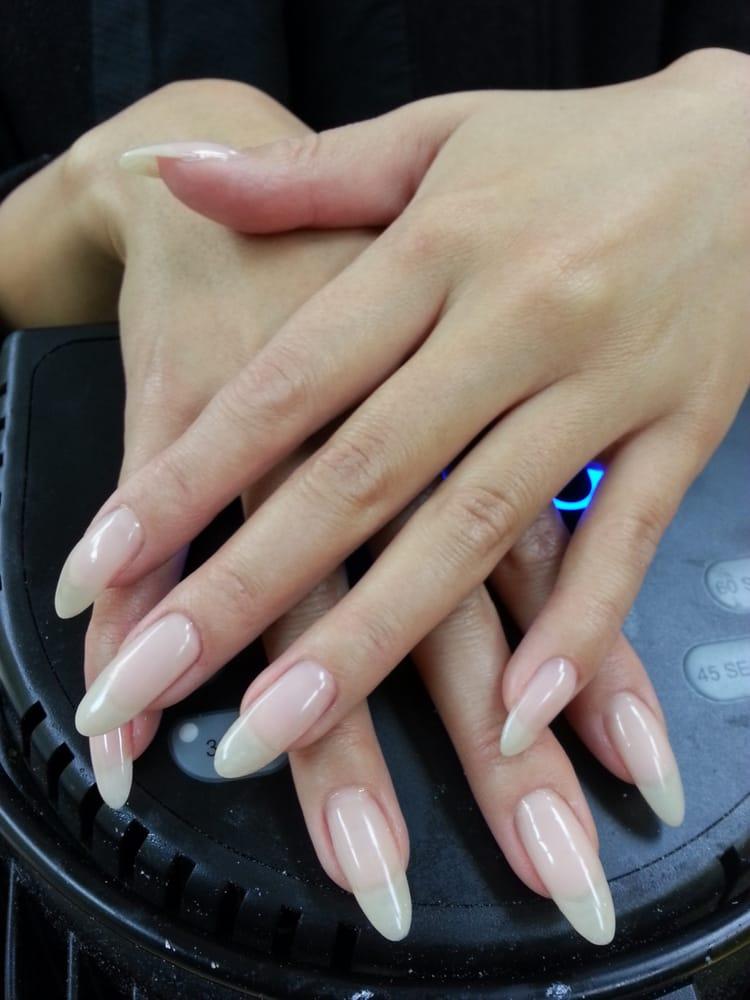Natural nails. Gel nails - Yelp