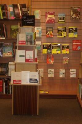 Librairie Imagine