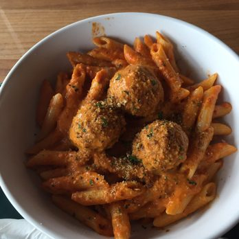 photo of meatball kitchen cincinnati oh united states beef meatballs with diavolo - Meatball Kitchen
