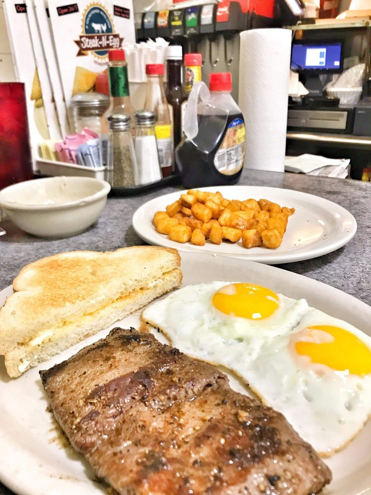 Osman & Joe's Steak 'n Egg Kitchen: 4700 Wisconsin Ave NW, Washington, DC, DC