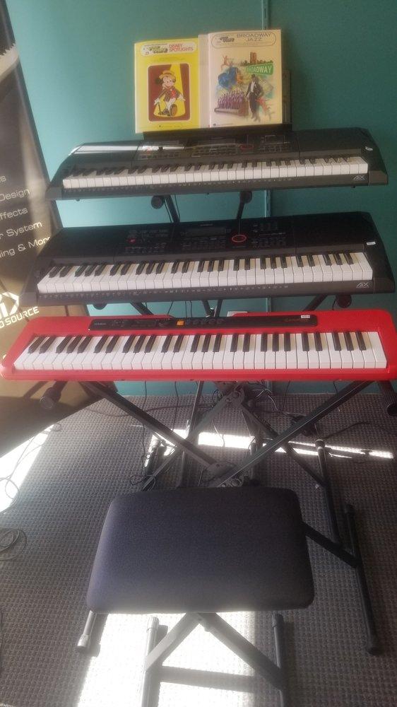 Gentry Music & Arts: 771 S Bluff St, St. George, UT