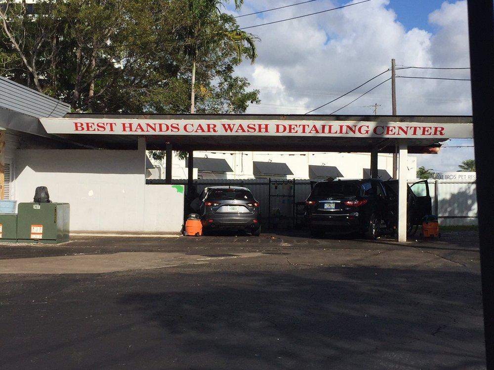 Best Hand Car Wash & Detailing Service: 10701 Biscayne Blvd, Miami, FL