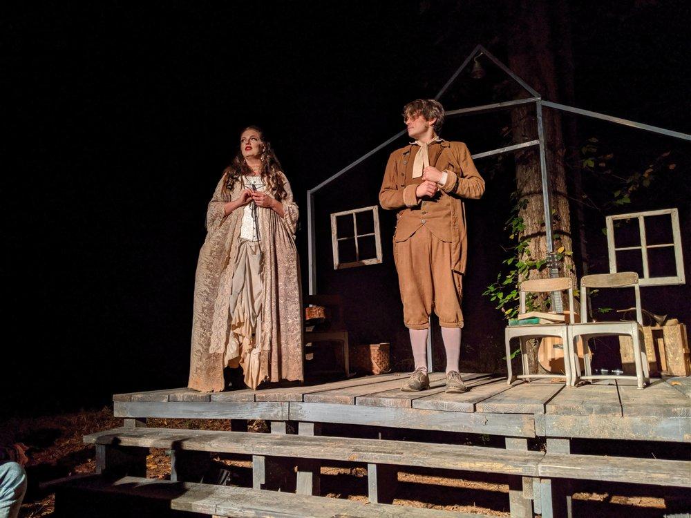 Serenbe Playhouse: 10950 Hutchesons Ferry Rd, Chattahoochee Hills, GA