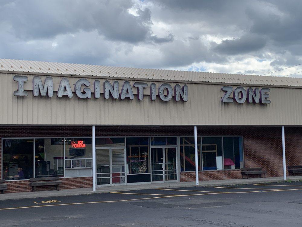 Imagination Zone: RR 209, Brodheadsville, PA