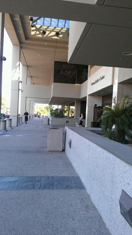 Superior Court of California, County of Riverside - Indio Larson Justice Center   46-200 Oasis St, Indio, CA, 92201   +1 (760) 393-2617