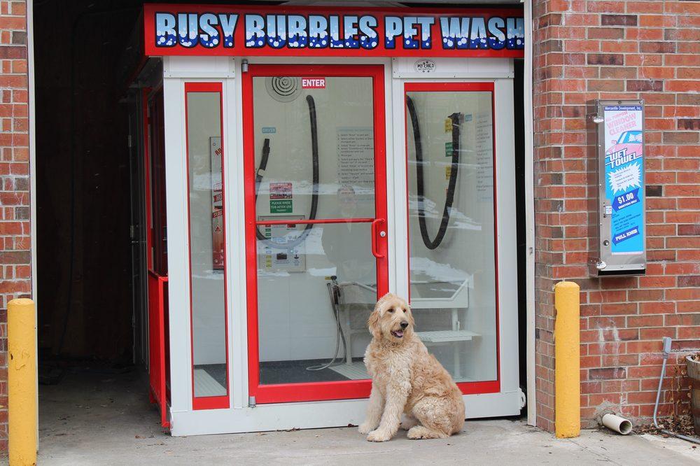 Busy Bubbles Laundry: 532 31st St, Des Moines, IA