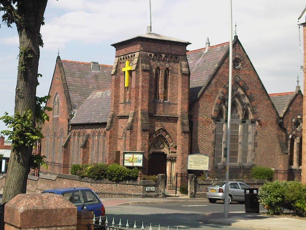 St. Andrews Methodist & United Reformed Church | Rowson St, Wallasey CH45 5 | +44 151 639 2819