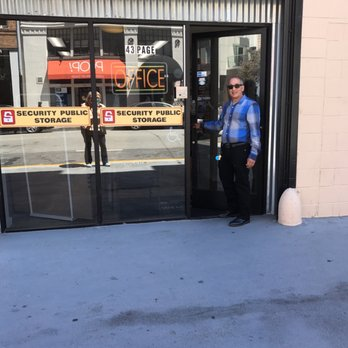 Photo Of Security Public Storage San Francisco Ca United States