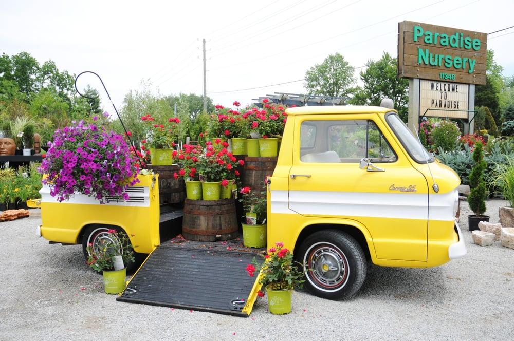 Paradise Landscape & Nursery: 11348 Pendleton Pike, Indianapolis, IN