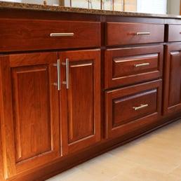 Photo Of Forever Cabinets By Kendrick   Edgewood, IA, United States. Cherry  Finish