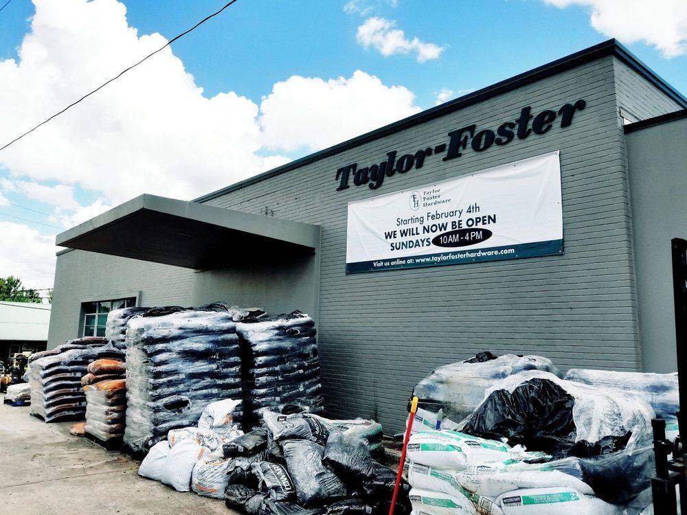Taylor Foster Hardware: 15 E Main St, Manchester, GA