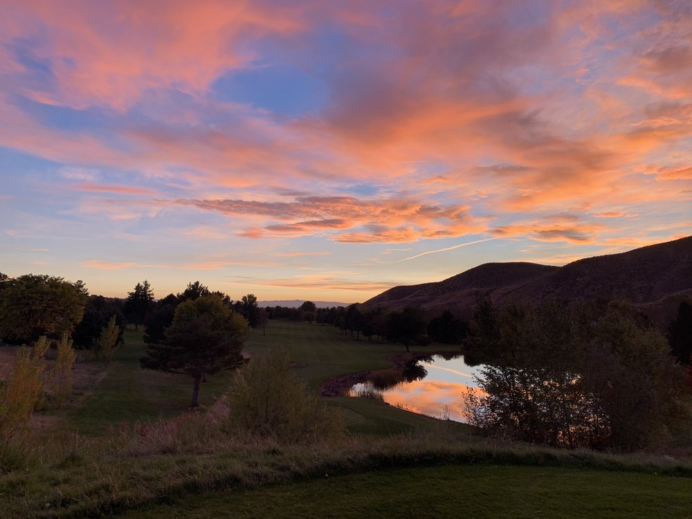 Shadow Valley Golf Course: 15711 Horseshoe Bend Rd, Boise, ID