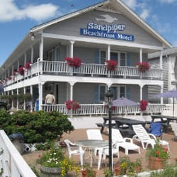 Photo Of Sandpiper Beachfront Motel Old Orchard Beach Me United States