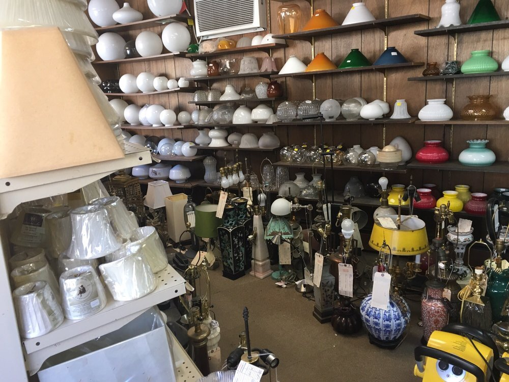 Wylie's Lamps