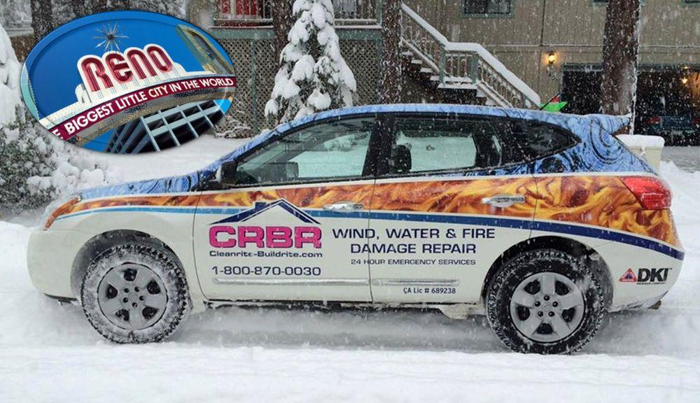 CRBR Property Damage Services - Reno: 4750 Longley Ln, Reno, NV