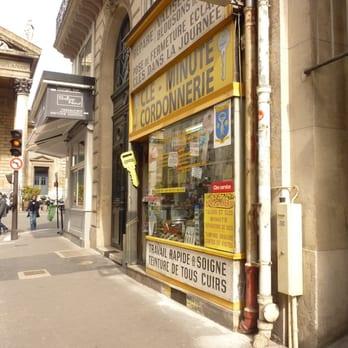 cordonnerie cl s minute cordonniers 58 rue laffitte. Black Bedroom Furniture Sets. Home Design Ideas