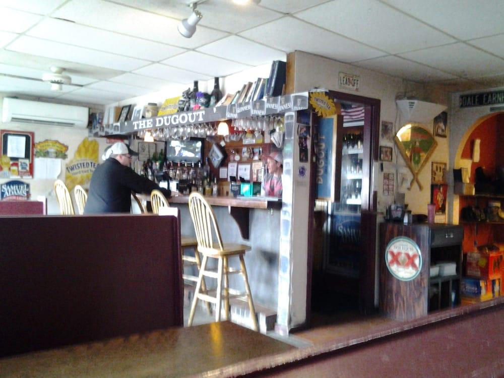 The Dugout Bar and Grill: 118 Broadway, Farmington, ME