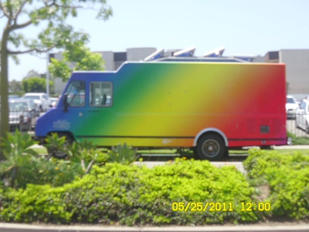 Rainbow Deli and Grill Truck