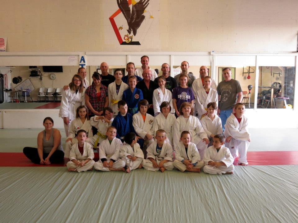 Epizoundes Martial Arts Center: 4240-B Lisa Dr, Huber Heights, OH