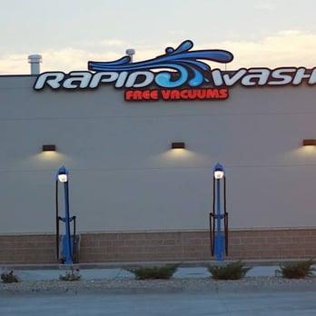 rapid wash car wash 8115 south port dr manhattan ks