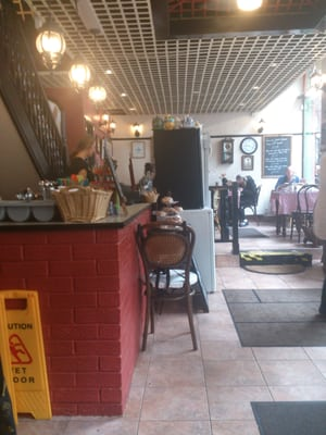 Photo Of Upstairs Downstairs Cafe