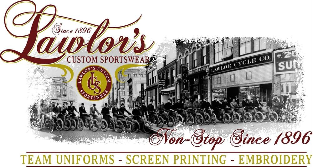 Lawlor's Custom Sportswear: 4414 S 84th St, Omaha, NE