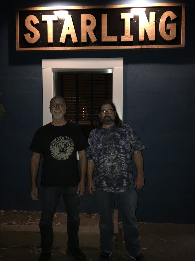 Starling Bar Sonoma: 19380 Hwy 12, Sonoma, CA