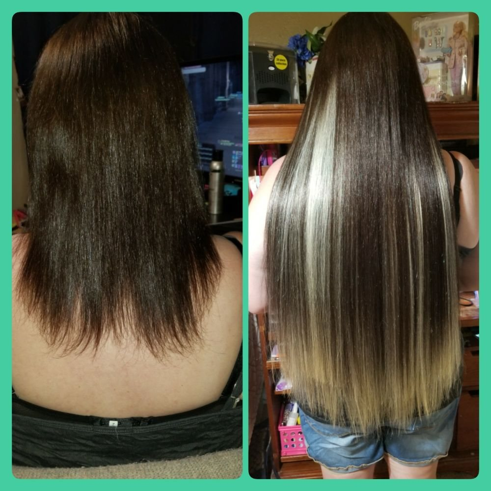 Tape Extensions 28inch Yelp