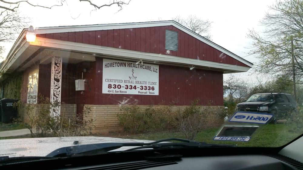 Hometown Healthcare: 408 N Giraud, Cotulla, TX