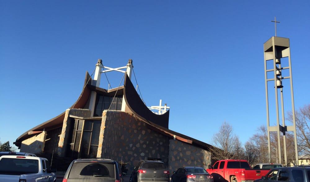 St Thomas More Church: 4804 Grover St, Omaha, NE
