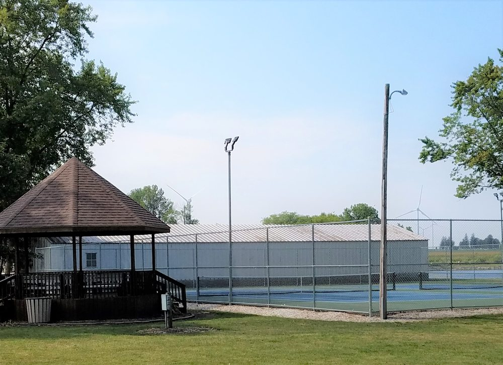 Fowler Town Park: 204 S Jefferson Ave, Fowler, IN