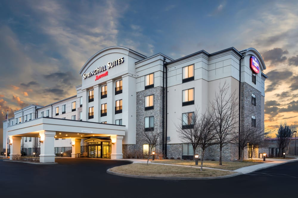 SpringHill Suites Indianapolis Fishers: 9698 Hague Road, Indianapolis, IN