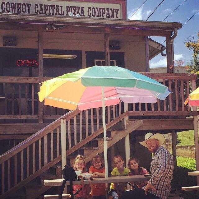Cowboy Capital Pizza: 1110 Hackberry St, Bandera, TX