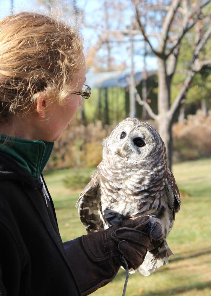 Jay C. Hormel Nature Center: 1304 21st St NE, Austin, MN