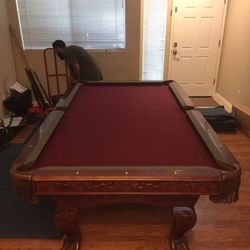 Delicieux Photo Of Norcal Pool Table Movers   Roseville, CA, United States.