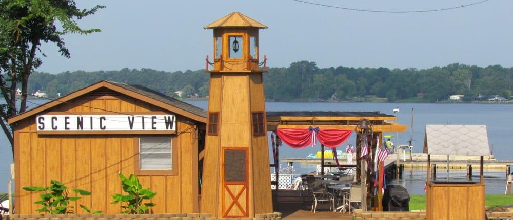 Scenic View Motel & Marina: 108 Southshore Dr, Lone Star, TX